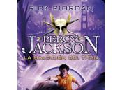 Reseña: maldición titán- Rick Riordan