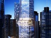 construirá rascacielos mixto Frankfurt