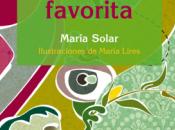 """pesadilla favorita"""", María Solar (ilustraciones Lires)"""