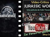 "Vídeo-crítica ""Jurassic World"", Colin Trevorrow"