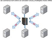 Cómo crear relación confianza entre hosts VMware ESXi Linux