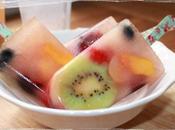 Polos fruta fresca combatir calor!!