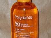 Aceite Seco Monoï SPF15 gama Polysianes, Klorane