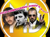 Feliz cumpleaños Ringo Starr