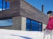 Cabana Minimalista Pistas Esqui Noruega