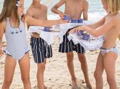 Bañadores para niños agua patos