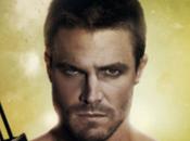 Arrow revela nuevo traje