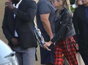 Miley Cyrus Stella Maxwell juntas