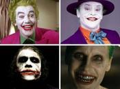 Joker: villano caras