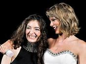 "Taylor Swift Lorde cantan ""Royals"" Washington"