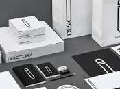 ejemplos profesionales diseño papelería