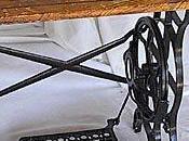 Antiguas máquinas coser