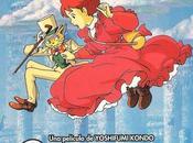"""""""Susurros corazón"""", Yoshifumi Kondō (Studio Ghibli). despertar talento creativo lucha sueños"""