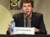 """Jesse Eisenberg aclara comparación hizo entre Comic-Con Diego """"genocidio"""""""