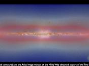 Estudio encuentra materia oscura Láctea