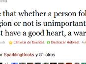 imaginan Ratzinger diciendo esto dijo Dalai Lama?...