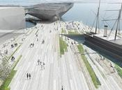 Kengo Kuma Wins V&A Dundee Competition