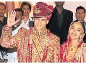 Vivek Oberoi casado