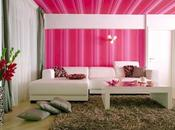 Decoración rosa