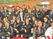 Granada trae medallas Campeonato Andalucía Karate cadete, junior