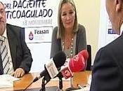 España cerca millón personas viven anticoaguladas