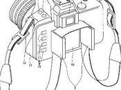 """Nueva Patente Olympus """"correa protectora para LCD"""""""