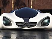 Mercedes Biome Concept bólido biónico futuro