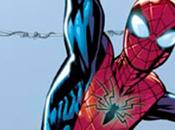 nuevo traje Spider-Man desde visión Mark Bagley