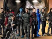 X-Men: Apocalypse Primer vistazo oficial héroes villanos