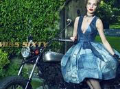 Natalia Vodianova enamora nueva campaña Miss Sixty