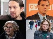 [Política] democracia española: juego partidos nuevos frente viejos