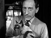 gato Karoun Jean Cocteau