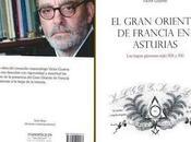Libro Víctor Guerra sobre Logias GODF Asturias