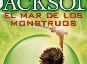 Reseña: Percy Jackson monstruos Rick Riordan