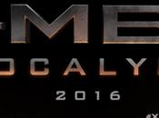 Logo X-men: Apocalypse ¡revelado!