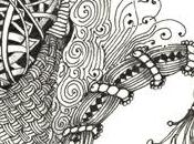 Método Zentangle: dibujo antiestrés