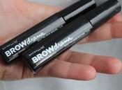 Browdrama Maybelline: Dark Blond Brown