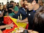 Sara Carbonero, palabras hacia Iker Casillas
