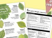 Detectar carencias según color hojas guía descargable