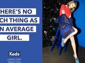 Taylor Swift posa para nueva campaña Keds 'Ladies First'