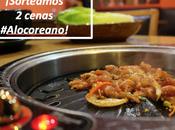 Sorteo cenas '#Alocoreano' Madrid