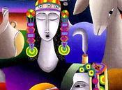 ALFREDO LINARES. Pintor Salvadoreño.