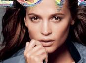 Cher, Kate Moss, Alicia Vikander, Poppy Delevingne portada Love Magazine