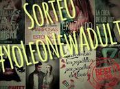 Ganador/a Sorteo #YoLeoNewAdult todas novelas género escritas español