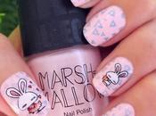 Manicura Marshmallow rosa Carlo Roma