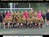 Orzán presentó primer equipo femenino