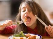 cada niños dejan comida plato, ¿será verdad?