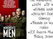 *Viernes butaca: Monuments Men*