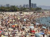 Sobreviviendo verano Barcelona