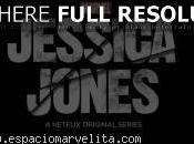 Revelan logotipo oficial Marvel's Jessica Jones